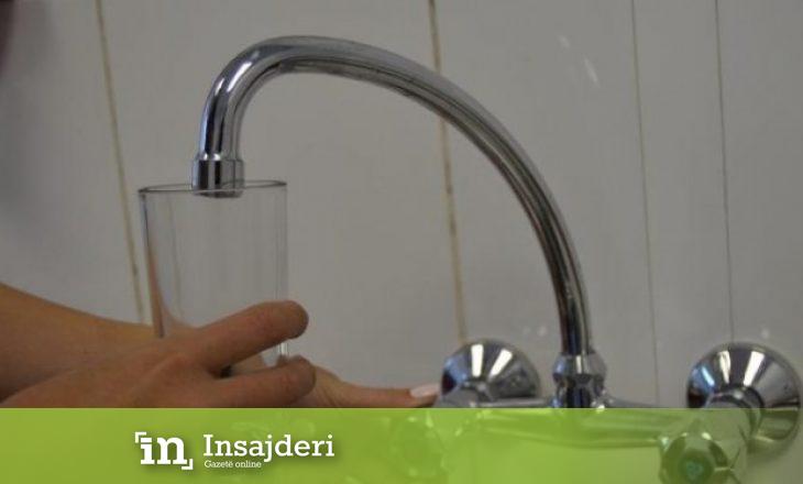 Mbetet pa furnizim me ujë një pjesë e Fushë Kosovës