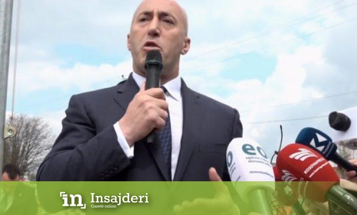 Haradinaj tregon si ranë dëshmorë ish-bashkëluftëtarët e tij në Gllogjan