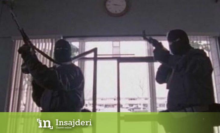 Arrestohet grupi i grabitësve me maska në Ferizaj