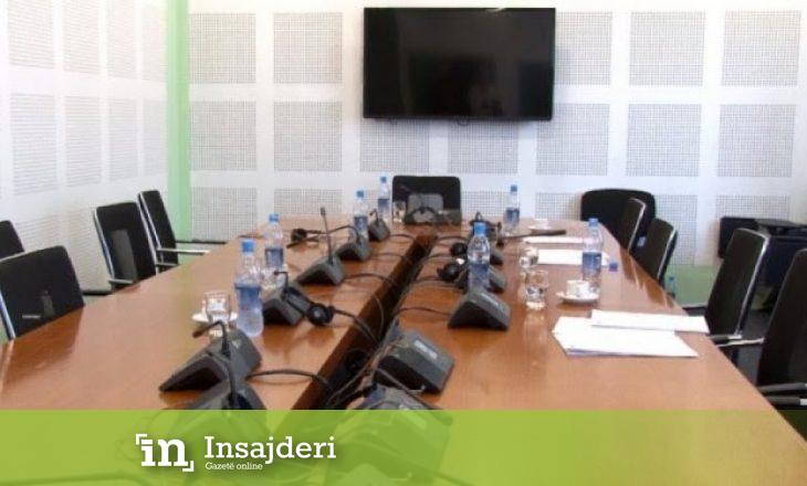 Mblidhen pesë komisione parlamentare, raportojnë dy ministra