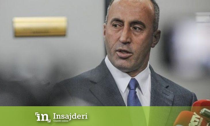 Haradinaj akuzon Mogherinin e Hahn për deklaratat rreth korrigjimit të kufijve