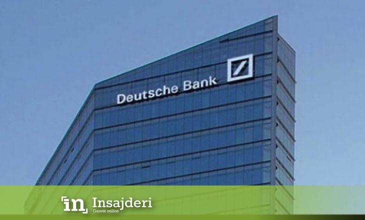 """Deutsche Bank rrezikon """"kolapsin"""", pjesë e skemës së pastrimit të parave ruse"""