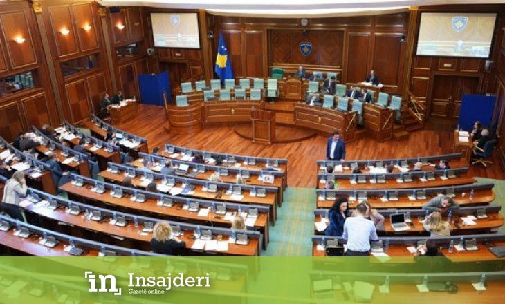 Në mungesë kuorumi nuk hedhet në votim Projektligji për Diasporën
