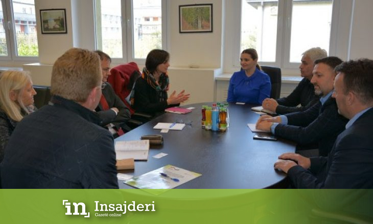 Vazhdon përkrahja e GIZ-it gjerman për bujqësinë e Kosovës