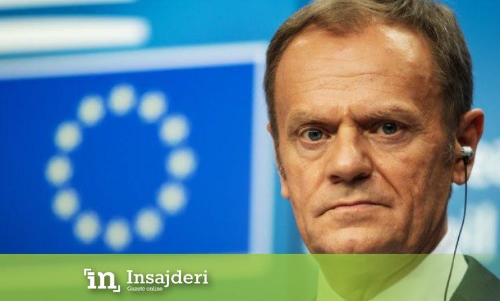 Tusk fton 28 vendet e BE-së të kontribuojnë në rindërtimin e Notre Dame