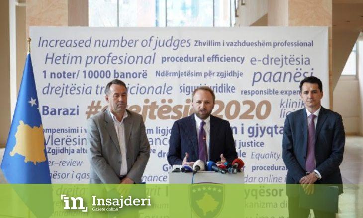 Tahiri: Për dy muaj çdo komunë e Kosovës do të ketë noterë
