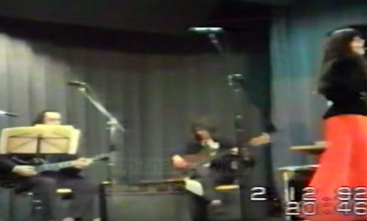 Recitali i padëgjuar i Vaçe Zelës, çfarë ndodhi në Zvicër në vitin 1992