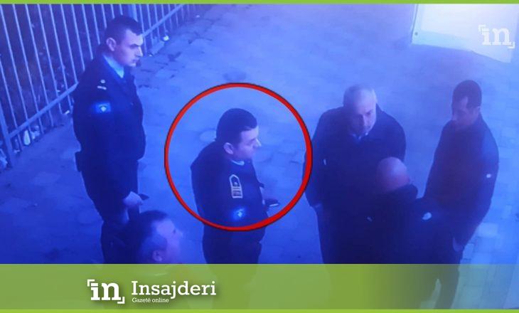 Video: Polici Shkumbin Jashari, vjedh kuletën me 1. 800 euro gjatë bastisjeve të lojërave të fatit