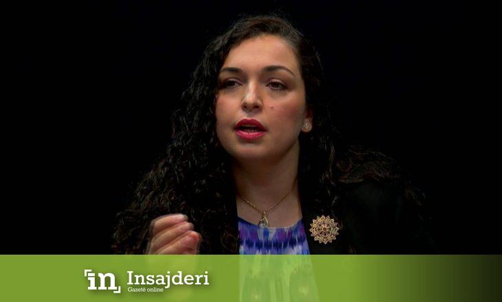 Adil Behramaj: Vjosa Osmani shumë e re për të qenë patetike