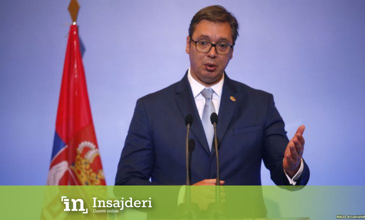 Vuçiq: Nëse shqiptarët fitojnë gjithçka ndërsa Serbia asgjë, nuk do të nënshkruaj