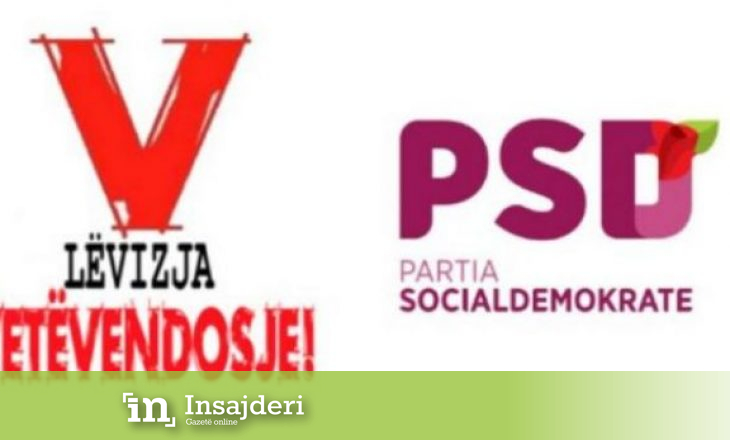 Vetëvendosje nuk e përjashton mundësinë për koalicion me PSD-në
