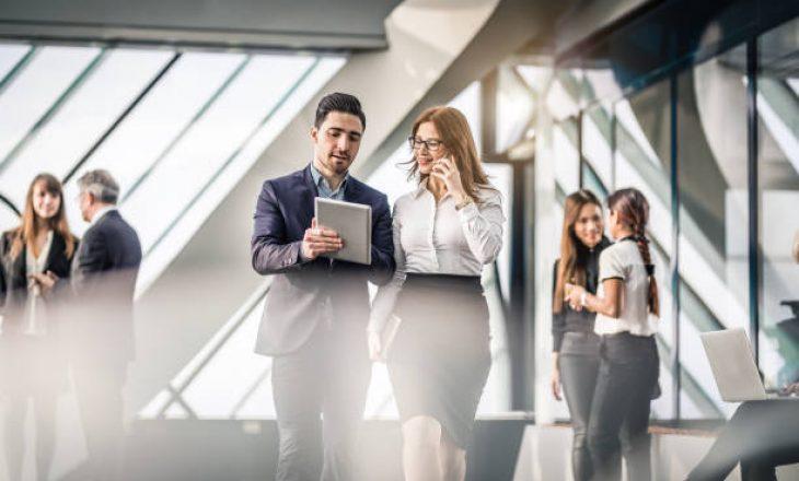 Monego synon dyfishimin e rritjes së numrit të punëtorëve, punëson të rinj dhe femra profesioniste