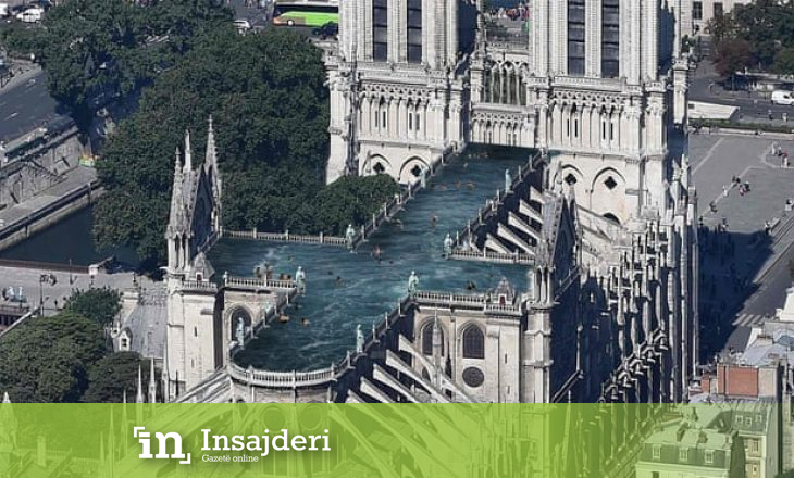 Pishinë në kulm? Propozimet për Notre Dame po i shpërfillin tradicionalistët