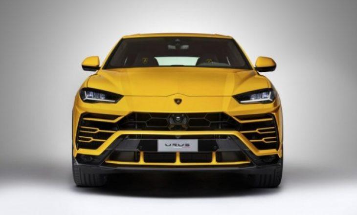 Lamborghini Urus me version më të fuqishëm