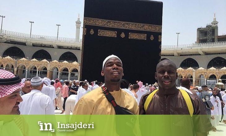 Pogba viziton Qaben për Ramazan: Mos i harroni kurrë gjërat e rëndësishme në jetë