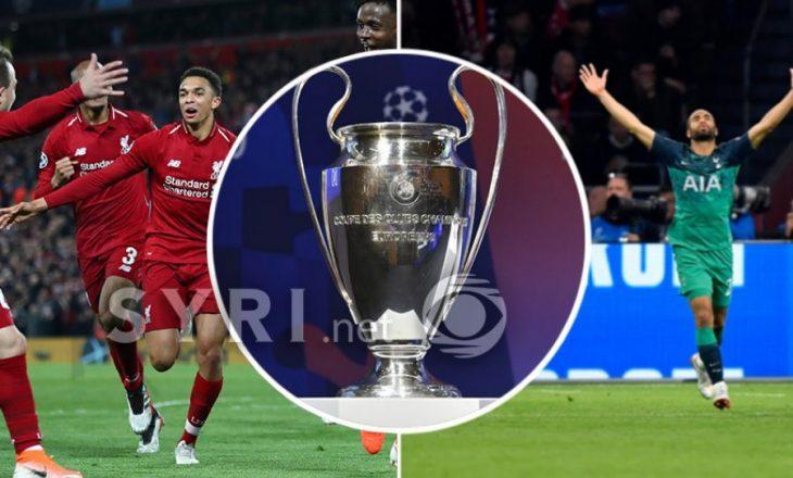 Zyrtare: Mësohet gjyqtari i finales Tottenham – Liverpool