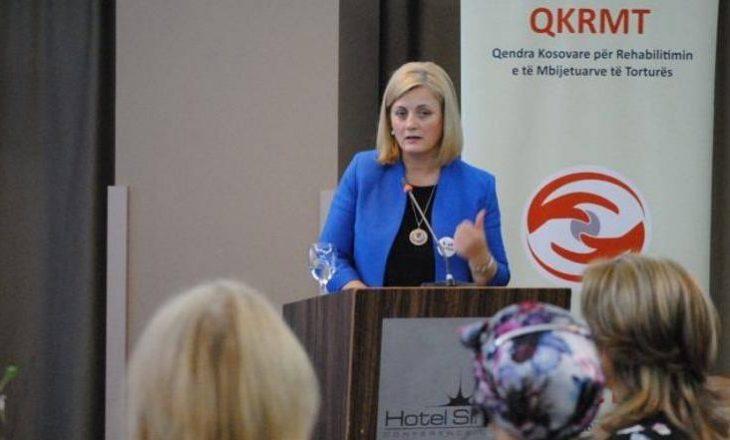 QKRMT reagon për publikimin e fotografisë pa censurë nga deputetja e PDK-së, Flora Brovina