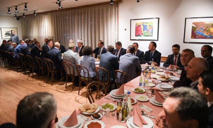 Ramush Haradinaj flet për iftaret me Hashim Thaçin