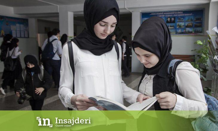 Ndalohet me ligj shamia për vajzat në shkollë fillore