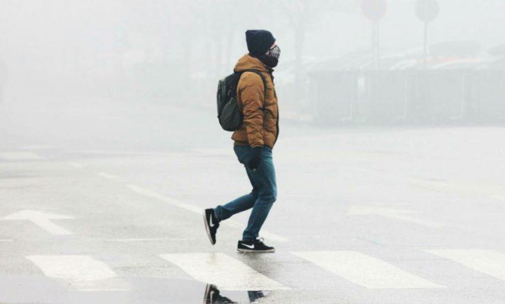 Ndotja e ajrit në Meksiko Siti detyron banorët të qëndrojnë brenda