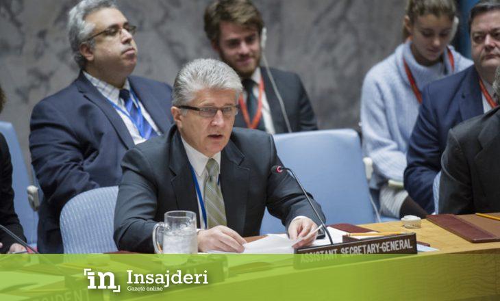 Nisma për Tribunalin për krimet serbe – Veseli takohet me ndihmës sekretarin gjeneral të OKB-së