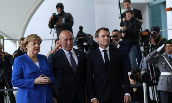 Haradinaj: Macron nuk është nga Gllogjani e Jabllanica me bërtit në takime