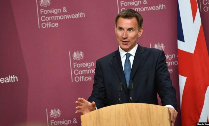 Pas SHBA-së edhe Britania e Madhe thotë se Irani paraqet rrezik
