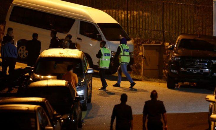 Malajzia arreston disa persona të dyshuar për lidhje me IS