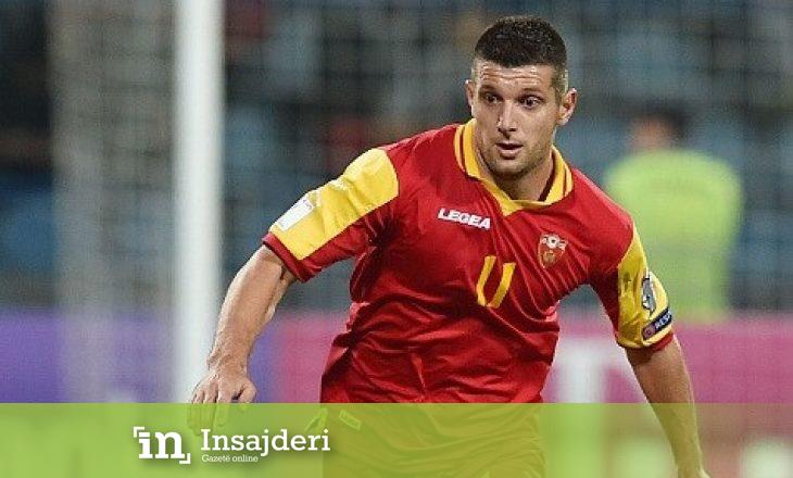 Mali i Zi e publikon listën e lojtarëve – e fton shqiptarin për ndeshjen kundër Kosovës
