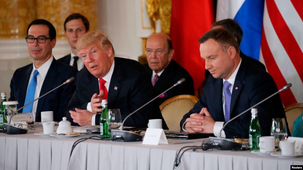 SHBA Poloni pranë një marrëveshje për më shumë trupa amerikane