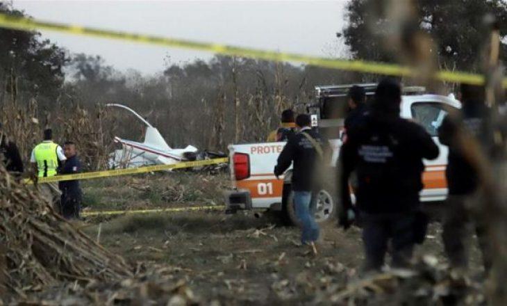 Rrëzohet helikopteri ushtarak në Meksikë, vdesin pesë persona