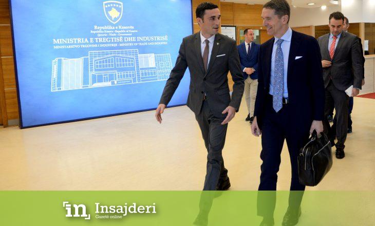 Kosova dhe Mbretëria e Bashkuar së shpejti me marrëveshje për tregti të lirë