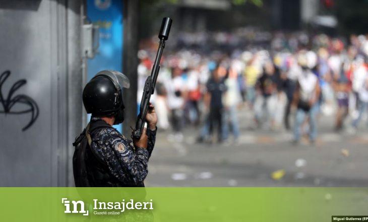 Opozitës i ndalohet hyrja në parlamentin e Venezuelës