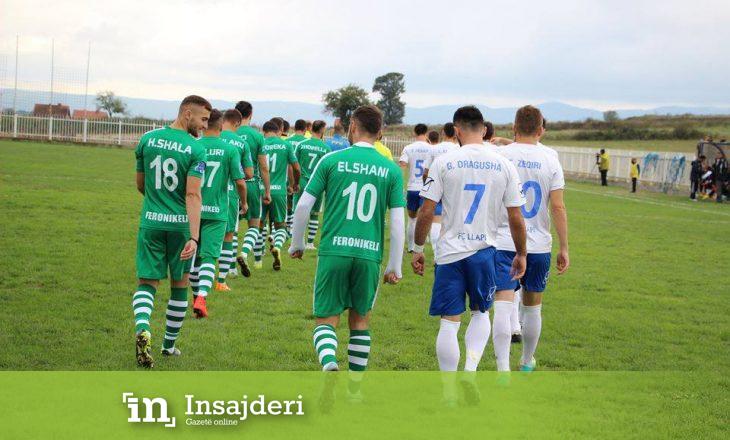 Kompania e basteve e fshin nga sistemi ndeshjen Llapi – Feronikeli