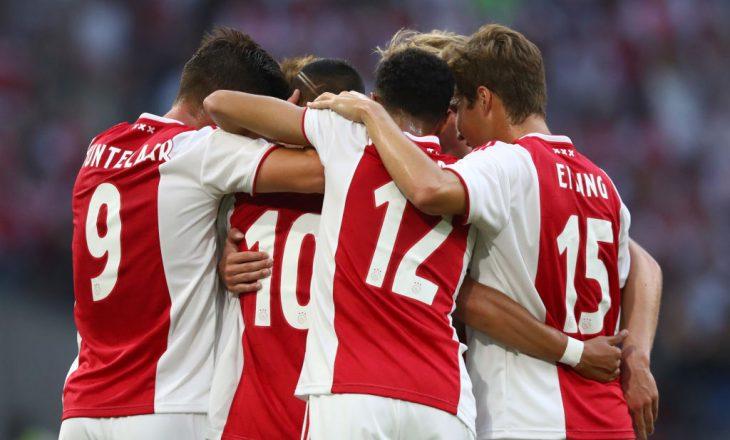 Ajax vendos për lojtarët që do të agjërojnë