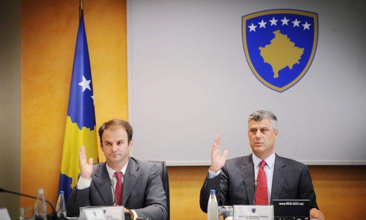 Kuçi: Nëse LDK krenohet me Rugovën, pse ne si PDK mos të krenohemi me Hashim Thaçin