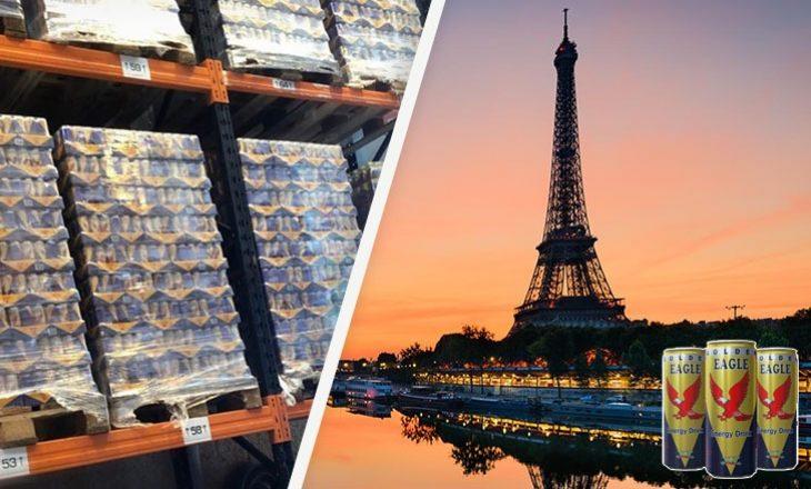 Golden Eagle dhe Relax tani prezent edhe në shtetin e Francës.