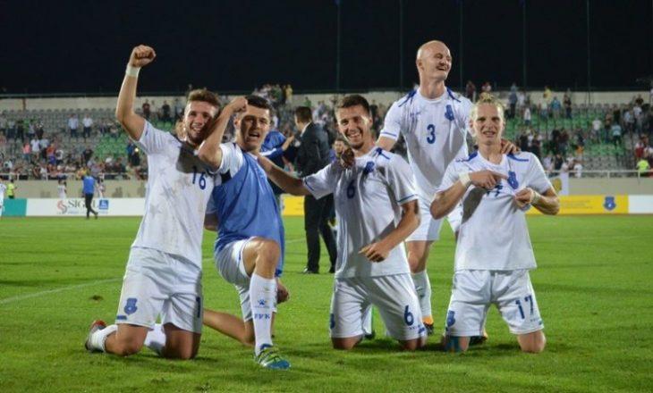 Kosova U-21 bëhet gati për kualifikimet në EURO