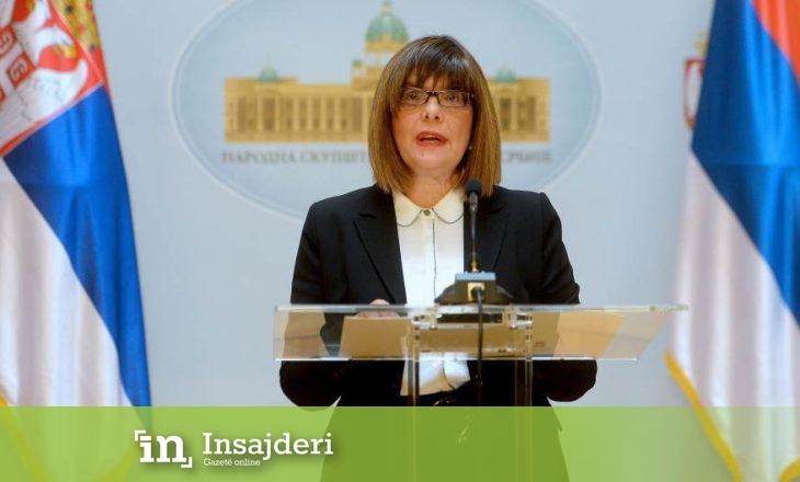 Gojkoviq: Zyra për Kosovën sot paraqet në parlament raportin mbi dialogun