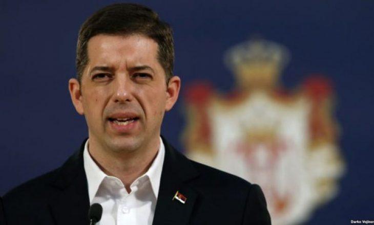 Gjuriq iu bën thirrje serbëve të Kosovës që t'i respektojnë masat e Beogradit edhe për Pashkë