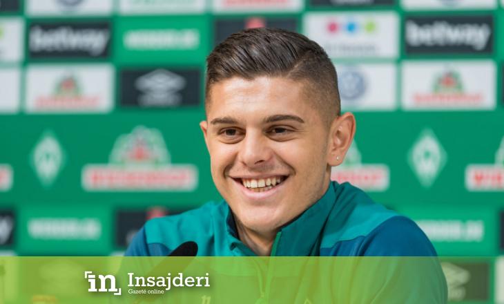 Werderi i jep tifozëve lajmin e mirë për Rashicën