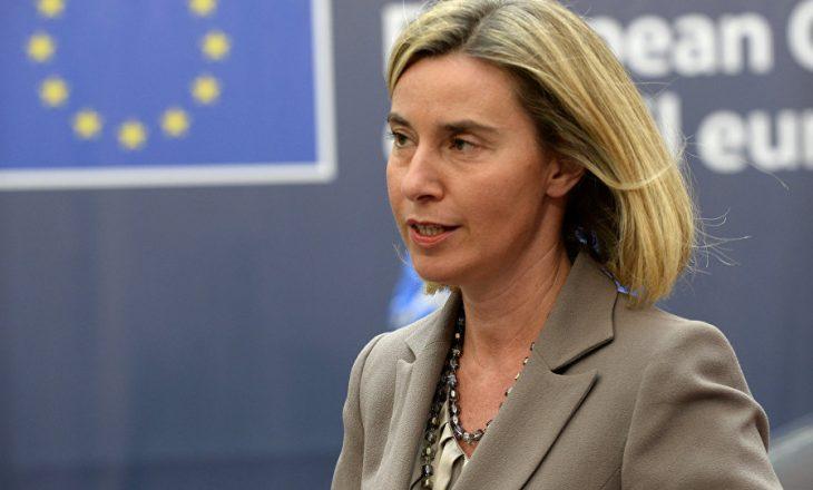 Largimi me turp i Mogherinit nga Ballkani