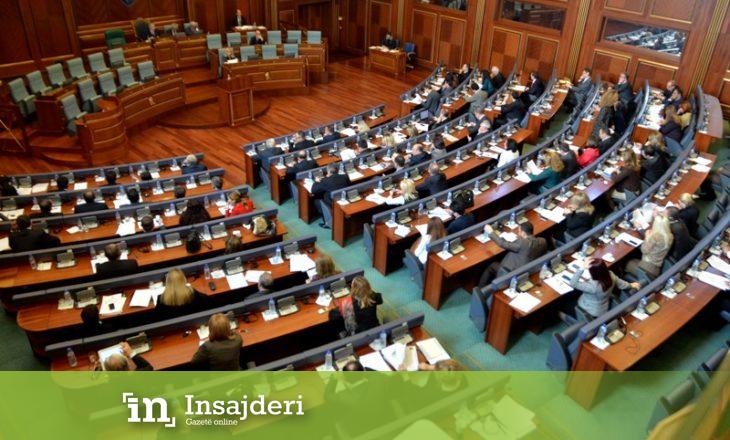 Miratohet rezoluta për gjenocidin serb në Kosovë