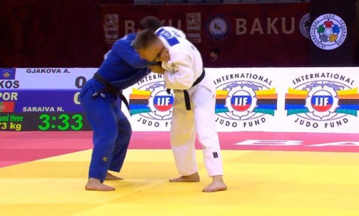 Akili nuk ndalet, kualifikohet në çerekfinale