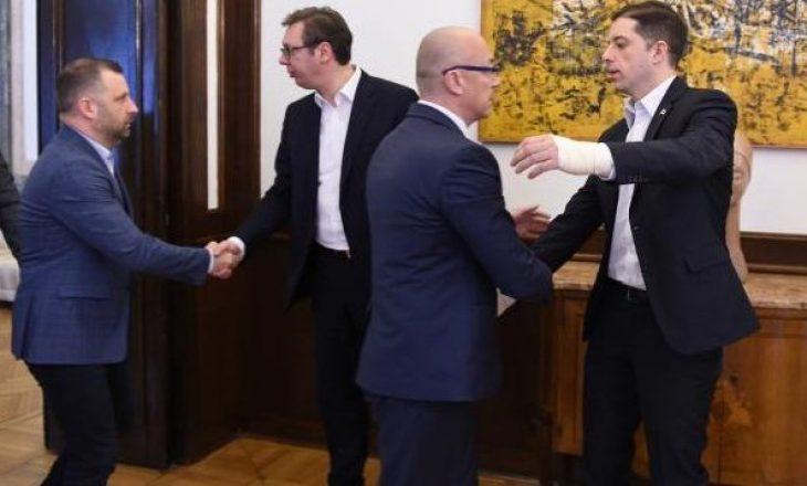 Vuçiq i pret nesër në Beograd përfaqësuesit e serbëve të Kosovës