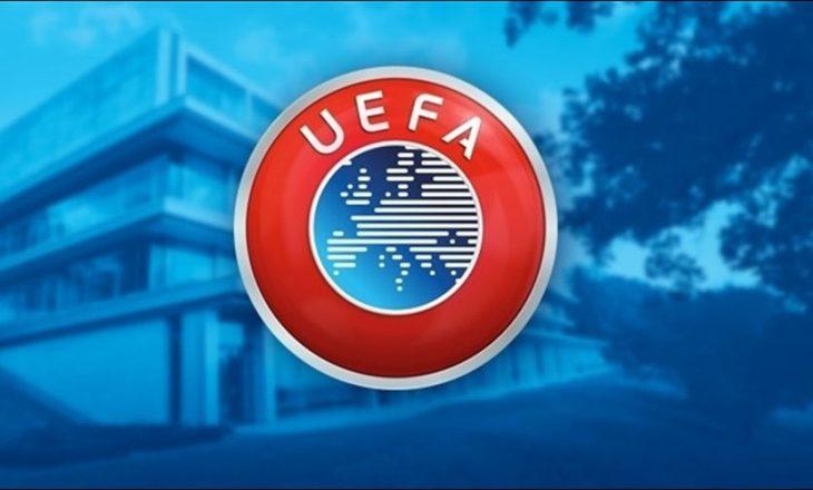 Një delegacion i UEFA-s viziton Kosovën