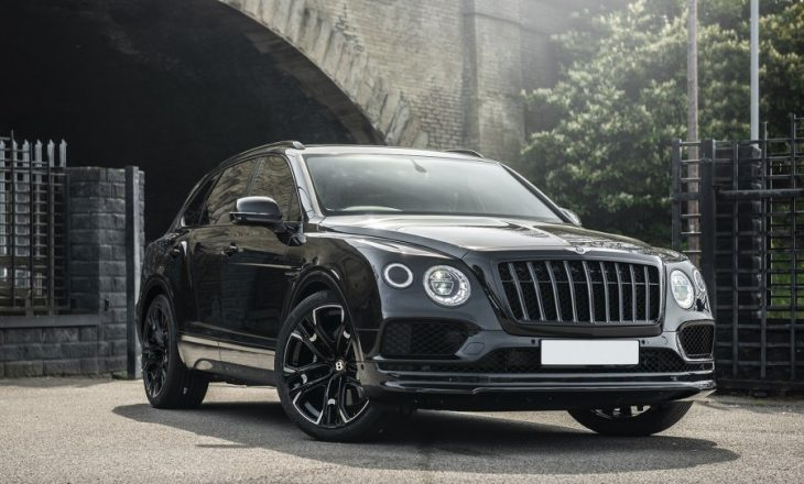 Kahn Design modifikon Bentley Bentaygën