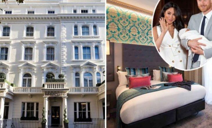 Ky është hoteli që ofron shërbime falas për këdo që mban emrin e djalit të Meghan Markle dhe princ Harry-t