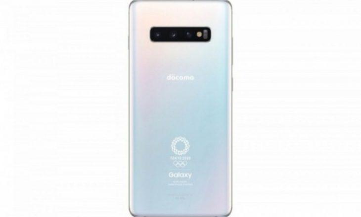 Samsung sjell Galaxy S10+ Olympic Game Edition