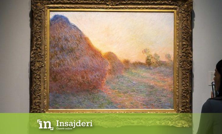 110,7 milionë dollarë për një pikturë të Monet